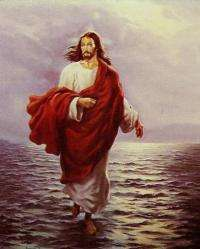 Jesus Walked on Ice, Study Says