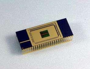 Samsung Develops First 50nm DRAM Chip