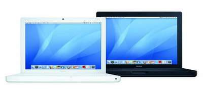 Apple unveils latest Intel Core Duo MacBook notebook