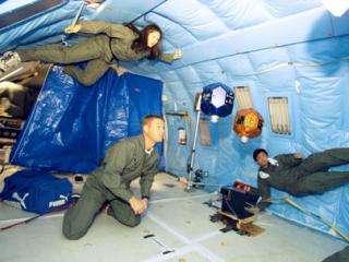Mini MIT satellites rocketing to space station