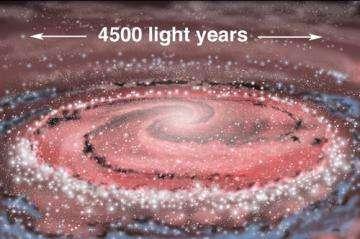 Scientists probe black hole's inner sanctum
