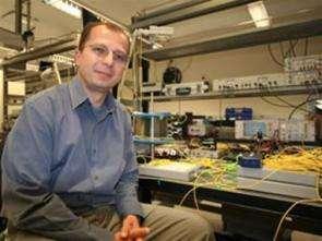 Jacobs School electrical and computer engineering professor Stojan Radic