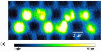 Water acts as a 'light switch' on photonic circuits