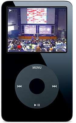 UC Berkeley extends reach to iPod generation