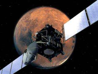 Rosetta warms up for Mars swing-by