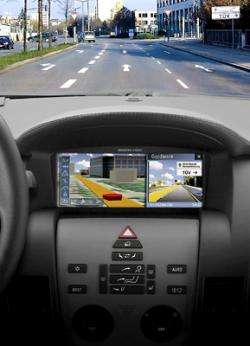 3D Navigation System — Even for Off-roaders