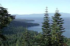 Lake Tahoe Clarity Holds Steady in 2005