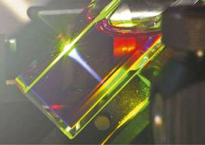 A boost for solar cells with photon fusion