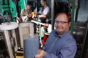 New catalyst helps eliminate NOx from diesel exhaust