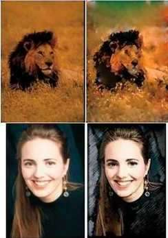 Software transforms digital photos into old-fashioned paintings