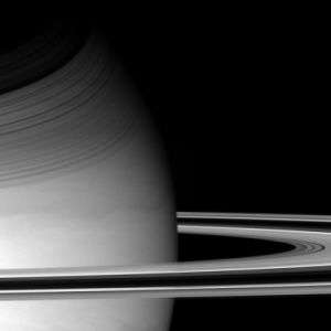 Enceladus geysers mask the length of Saturn's day