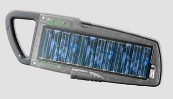 New Solio Hybrid Solar Recharger