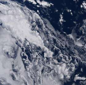 Widespread 'Twilight Zone' Detected Around Clouds