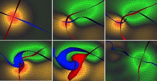 Speed record for magnetic switching predicted