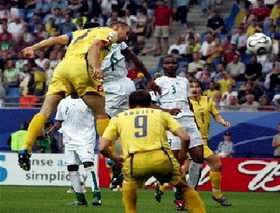 Scene from World Cup 2006.