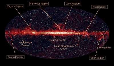 AKARI presents detailed all-sky map in infrared light