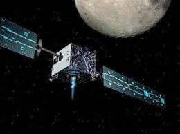 Artist's impression of ESA's SMART-1