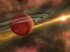 Astronomers Will Trace Planet Formation With Neon