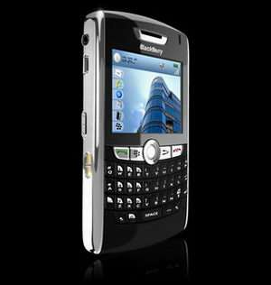 RIM Introduced BlackBerry 8800 Smartphone