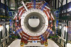 Slowly does it as giant magnet goes underground at CERN