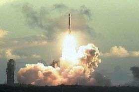 Dawn Spacecraft Lifts Off