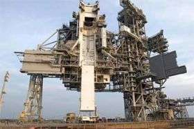 Endeavour Rolls To Pad Tonight