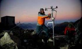 Environmental monitoring goes high-tech in Switzerland