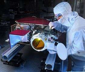 Instrument to make detailed measurements of sun activity