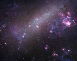 The Magellanic Clouds Are First-Time Visitors