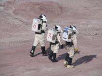 Mars project to simulate radiation exposure