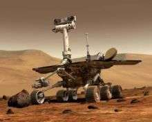 Mars Rovers Braving Severe Dust Storms