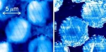 NIST imaging system maps nanomechanical properties