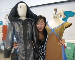 Garments treated with metallic nanoparticles prevent colds and flu