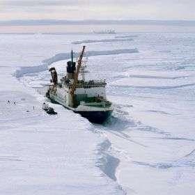 Research Vessel Polarstern