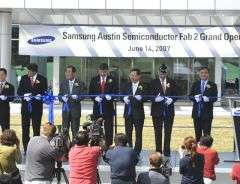 Samsung Opens Largest Wafer Plant In Austin, Texas