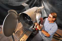 Sandia's Sunshine to Petrol project seeks fuel from thin air