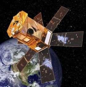 SORCE satellite