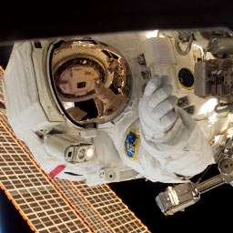 Spacewalkers to Hook Up Harmony at its New Location