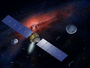 The Dawn Spacecraft