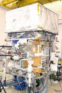 The GLAST Spacecraft
