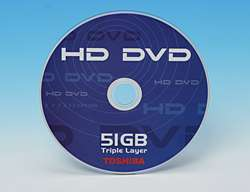 Toshiba Announces 51GB Triple-Layer HD DVD-ROM Disc