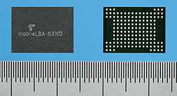 Toshiba's New Memory Chips for Mobile Phones Support Both SLC and MLC Memory Areas