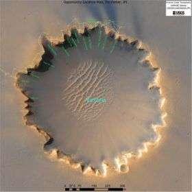 Victoria Crater