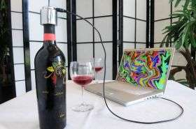 New bottle cap thwarts wine counterfeiters