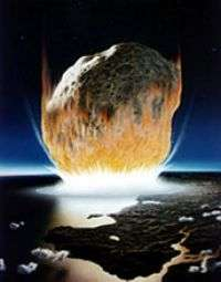 Geologists Discover New Way of Estimating Size and Frequency of Meteorite Impacts