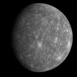 MESSENGER Spacecraft Reveals More Hidden Territory on Mercury