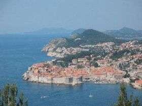 Newly discovered active fault building new Dalmatian Islands off Croatian coast