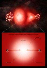 Searching for primordial antimatter