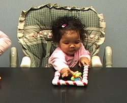 Psychologists show experience may be the best teacher for infants