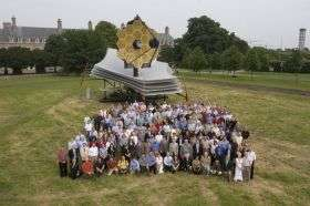 James Webb Space Telescope full-scale model coming to COSPAR meeting in Montreal